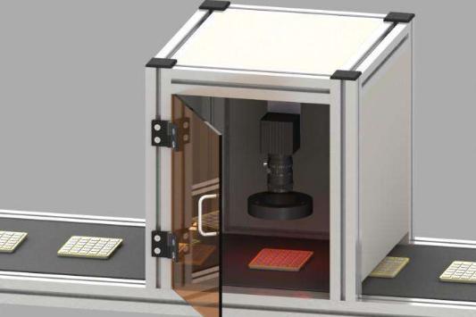 机器视觉检测在冲压件检测上是如何工作的